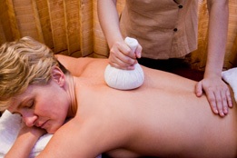 Thai Hot Herbal Massage and Foot Reflexology