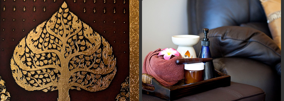 at Orchid Traditional Thai Massage and Therapy
